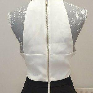 Ted Baker Dresses - Bahati Scallop Halterneck Skater dress 6 US NWT